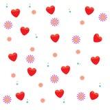 Love_textures Imagens de Stock Royalty Free