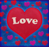 Love Theme Illustration Stock Image