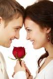 Love theme Stock Image