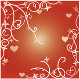 Love theme. Best for greeting cards Royalty Free Stock Photos
