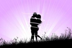 Love Theme Background stock photos