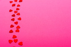 Love themed background Royalty Free Stock Image