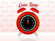 Love time Royalty Free Stock Images