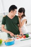 Love to cook Stock Photo