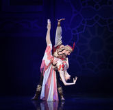 """Love to indulge- ballet """"One Thousand and One Nights"""" Stock Image"""