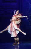 """Love to indulge- ballet """"One Thousand and One Nights"""" Royalty Free Stock Photo"""
