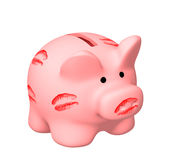 Love to money Royalty Free Stock Images