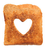 Love toast Stock Photography
