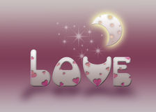 Love. On the topic of love. Beautiful cards. Valentines. And just plain fun and happy pictures Royalty Free Stock Photos