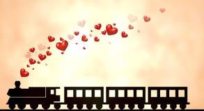 Love Train Royalty Free Stock Photo