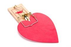 Love Trap! Stock Photos