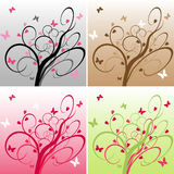 Love tree Stock Photo