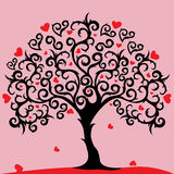 Love tree Stock Photos