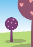 Love tree Stock Photos