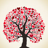 Love tree4 Royalty Free Stock Photos