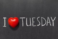 Love Tuesday Stock Photos