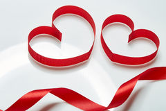 Love. Valentine love cards background royalty free stock photo