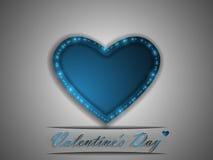 Love. Valentine`s Day. Declaration of love. Love. Valentine`s Day. Color glowing heart. Declaration of love Royalty Free Stock Photo