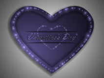 Love. Valentine`s Day. Declaration of love. Stock Photo