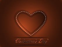 Love. Valentine`s Day. Declaration of love. Royalty Free Stock Photos