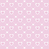 Love valentine's day seamless pattern Royalty Free Stock Photos