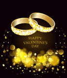 Love.Valentines Day.Abstract bright, holiday backgrounds.Concept  for Valentines Day. Stock Image