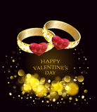 Love.Valentines Day.Abstract bright, holiday backgrounds.Concept  for Valentines Day. Love. Valentines day. Abstract bright, holiday backgrounds.Concept  for Royalty Free Stock Images