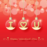 Love valentines day background Royalty Free Stock Photo