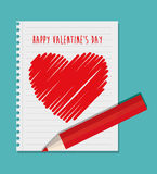 Love and valentines day Royalty Free Stock Photo
