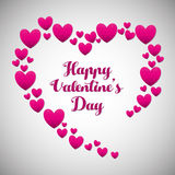Love and valentines day Royalty Free Stock Image