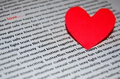 Love valentines day Royalty Free Stock Photography