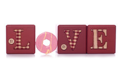 Love valentines day Royalty Free Stock Images