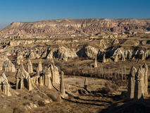 Love Valley in Cappadocia, Turkey Royalty Free Stock Image