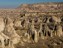 Love Valley in Cappadocia, Turkey Stock Photos