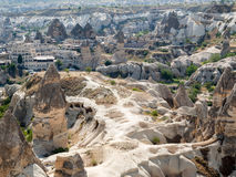 Love valley in Goreme national park. Stock Photos