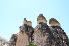 Love valley in Goreme national park. Cappadocia, Turkey Stock Photo