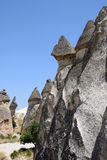 Love valley in Goreme national park. Cappadocia, Turkey Stock Photography