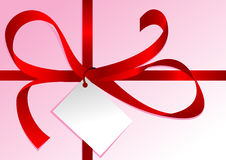 With love vector. This image is a vector illustration for your gift card Royalty Free Stock Photography