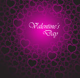 Love vector background Royalty Free Stock Photo