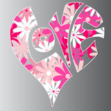Love vector illustration Stock Images