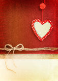 Love vintage background Royalty Free Stock Photos