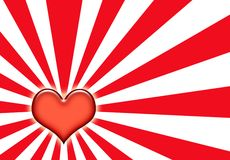 Love Wallpaper Background Stock Image