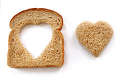 Love that Wheat Bread Royalty Free Stock Photo