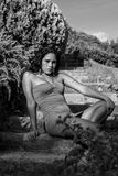 Love woman Stock Photography