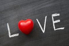 Love word Royalty Free Stock Photos