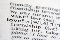 Free Love Word Stock Images - 3656804
