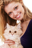 Love You, Kitty Stock Images