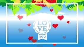 Love you written inside winners badge icon