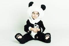 love34熊猫 免版税库存照片