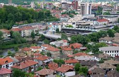 Lovech city Royalty Free Stock Photo